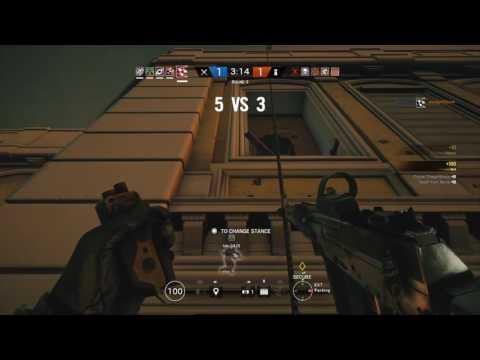Rainbow Six: 2 Good Kills, 2 Bullshit Kills