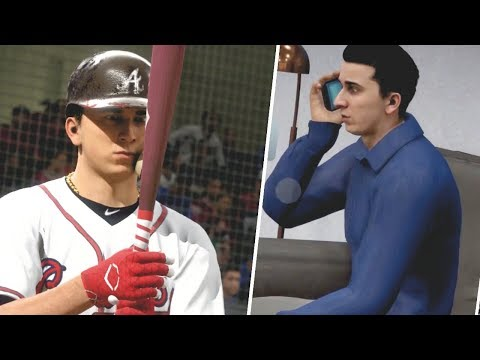 PHONE CALL REVEALS WHO I WAS TRADED FOR! MLB The Show 18 Road To The Show