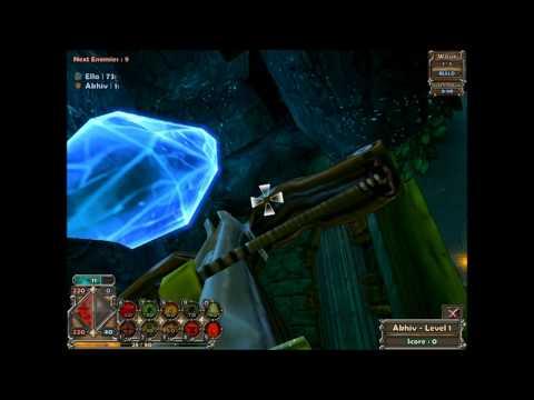 Dungeon Defenders Portal Gun bugs!