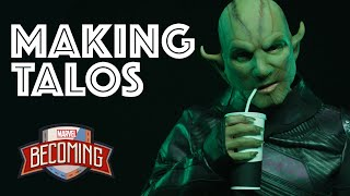 MAKING OF: Talos the Skrull | Marvel Becoming