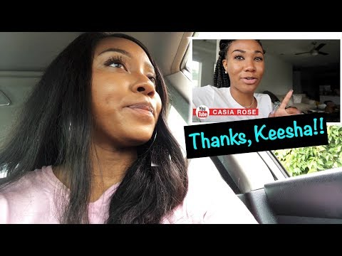 Mini-Vlog #1 | Over 500 Subs from Keesha Anderson!
