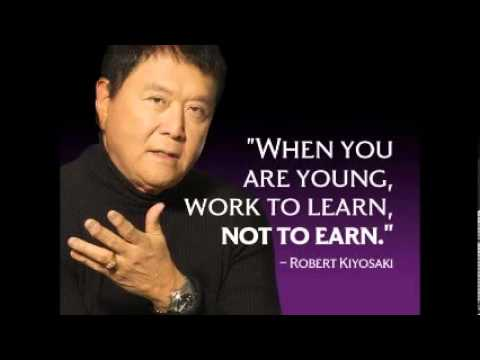 Robert Kiyosaki  The Secret To Retiring Young Retire Rich