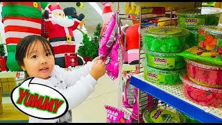 Christmas toys & Candies - Kids Christmas 2017 Fun Shopping Adventure for Children and Toddlers