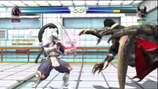 Tekken Tag Tournament 2 Ninja Combo Video [Yoshimitsu/Kunimitsu/Raven]-
