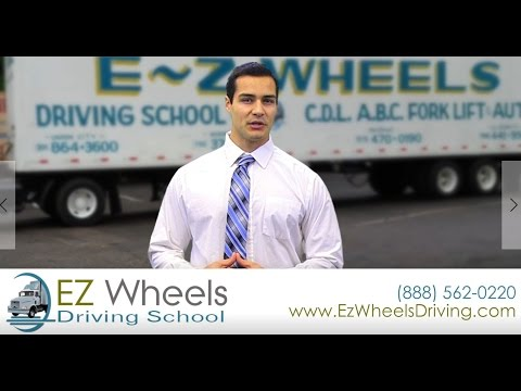 EZwheels Commercial video | 888 562 0220 | Commercial license Job Placement in NJ
