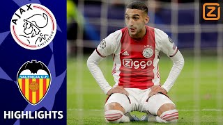 DECEPTIE VOOR AJAX in AMSTERDAM 😭 | Ajax vs Valencia | Champions League 2019/20 | Samenvatting