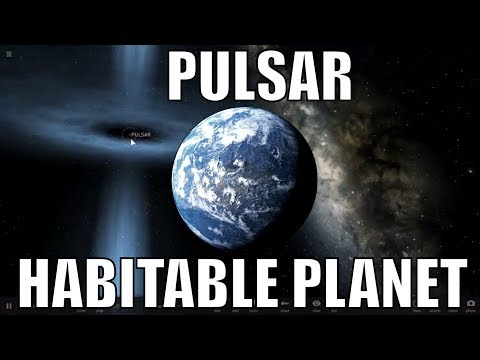 Can Neutron Stars and Pulsars Have Habitable Planets?