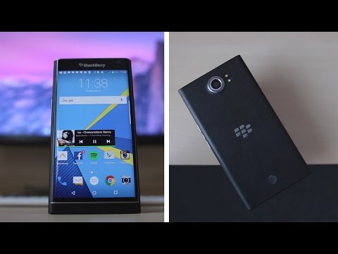 Review - BlackBerry Priv!