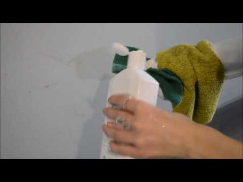 How to clean Dirty Walls