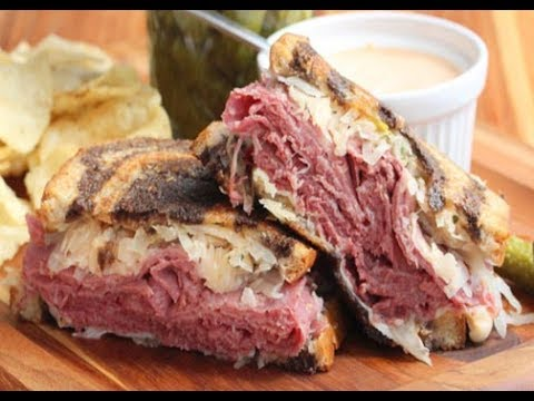 How to make Classic Reuben Sandwich