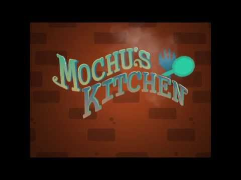 Mochu's Kitchen - English, Spanish, French and Italian language learning app for kids