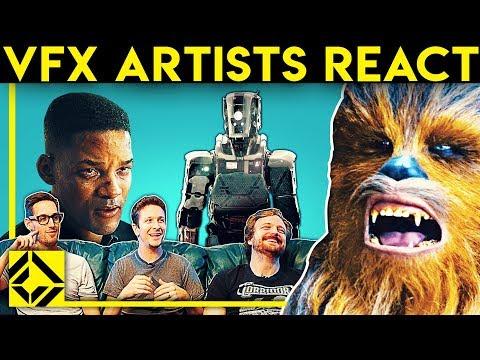 Xxx Mp4 VFX Artists React To Bad Great CGi 11 3gp Sex