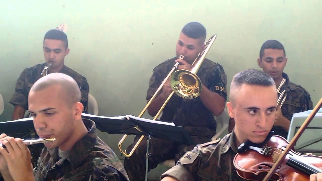Seleção Roupa Nova -Banda Marcial do IV COMAR