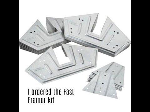 Fast Framer Shed Kit