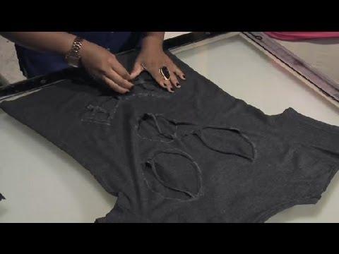 DIY Punk T-Shirt : T-Shirt Styles