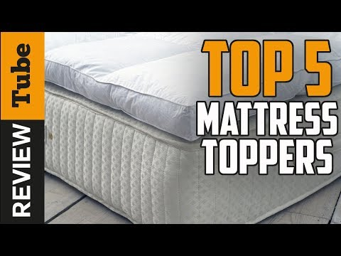✅Mattress Topper: Best Mattress Toppers 2018 (Buying Guide)