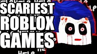 top 5 roblox horror games Videos - 9tube tv