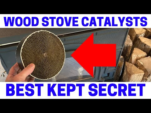 (Part 4) Wood Stove Tips & Tricks - How To Maintain Catalytic Combustors