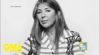 'GMA' Hot List: Nina Garcia opens up about her preventative surgery