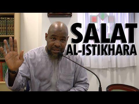 Q&A 2 - How to perform Salat Al-Istikhara -  Sheik Abu Usamah At-Thahabi