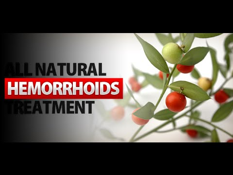 How to cure External and Internal hemorrhoids naturally without surgery | Get permanent relief