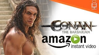 Download Conan the Barbarian TV Series coming to AMAZON First Details Revealed Video