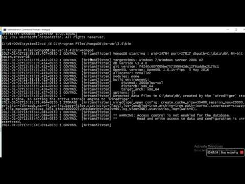 Getting Started with MongoDB Compass - Setup Use