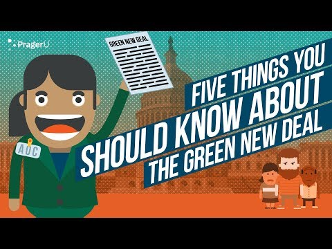 Pulse - Why Alexandria Ocasio-Cortez's Green New Deal is Disastrous