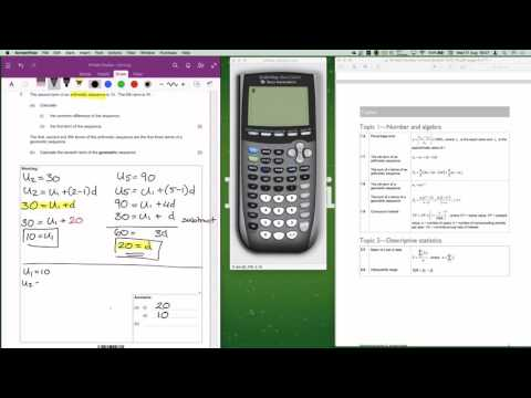 IB Maths Studies May 2015 Time Zone 1 Paper 1 Question 7