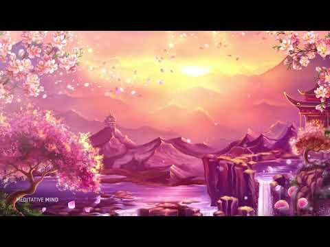 528Hz + 174Hz || Full Body Relaxation Meditation Music