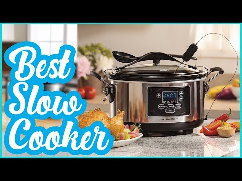 Best Slow Cooker-Top 17 Slow Cookers to Buy [Best Slow Cooker]