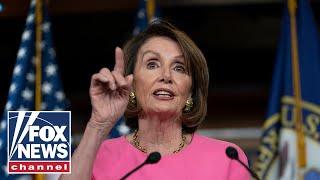 GOP senator slams Pelosi's 'liberal, leftist approach' to stimulus bill