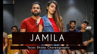 JAMILA   Tejas Dhoke Choreography   Maninder Buttar, Ishpreet Dang   Dancefit Live