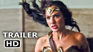 JUSTІCЕ LЕАGUЕ Official International Trailer (2017) Batman, Superman New Movie HD