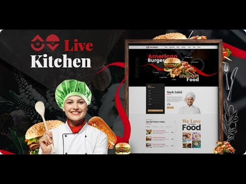 How To Make Restaurant Website In Wordpress [ Step by Step Customization Tutorial ]