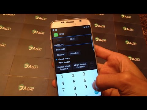 How to change IMEI for Samsung s7 Edge