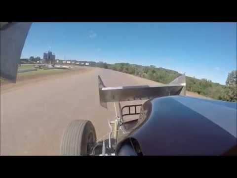 First Time Driving a Sprint Car | Lernerville Speedway