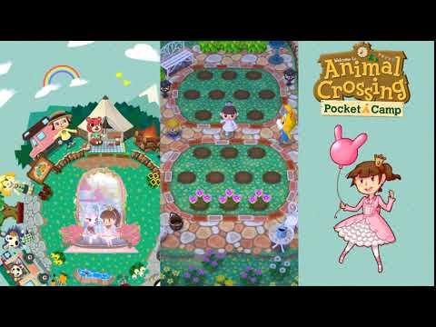 Animal Crossing: Pocket Camp - Starting Zipper's Wonderland Event