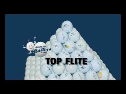 Golf Ball Busters - Golf Balls Australia