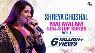 Shreya Ghoshal Malayalam Super Hit Songs , Official
