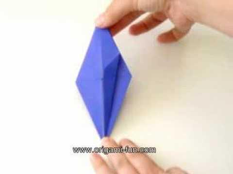 Origami Crane Instructions