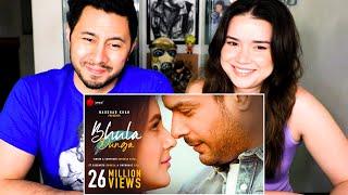 BHULA DUNGA   Darshan Raval   Sidharth Shukla   Shehnaaz Gill   Music Video Reaction   Jaby Koay