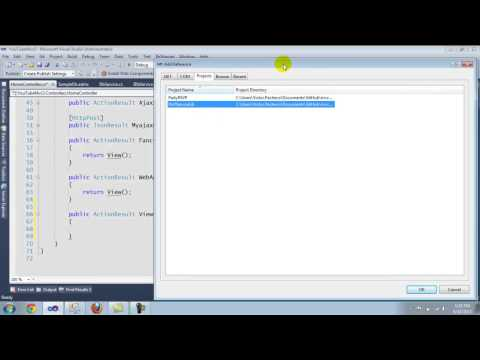 How to use WCF and MVC as Client