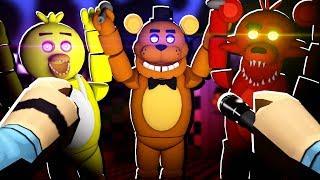 FIVE NIGHTS AT ROBLOX 2..