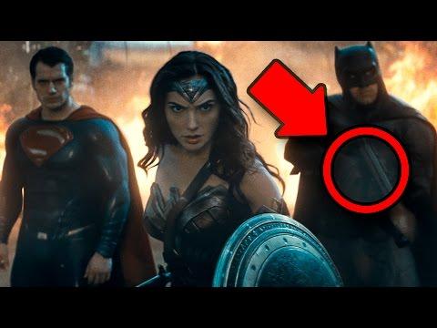 Xxx Mp4 9 Cosas En BATMAN V SUPERMAN Que No Notaste 3gp Sex