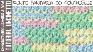 1536 Punto Fantsia Uncinetto Tunisino Video Playkindleorg