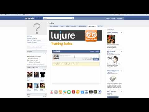 How to embed a live chat box into your facebook fan page