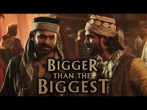 Baahubali - The Beginning Trailer | Bigger Than The Biggest