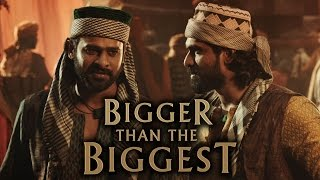 Baahubali - The Beginning Trailer | Bigger Than The Biggest