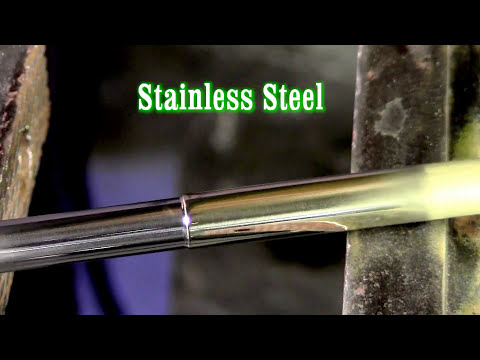 Soldering Brass to Stainless Steel with Silver Solder
